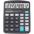 Calculator 12 digiti, dual power