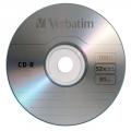 CD-R 52X, 700MB, Verbatim