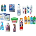 Articole menaj, curatenie, saci menajeri, pungi, folii, detergenti, odorizante